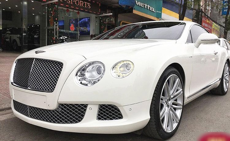 Bentley Continental GT Speed 1.