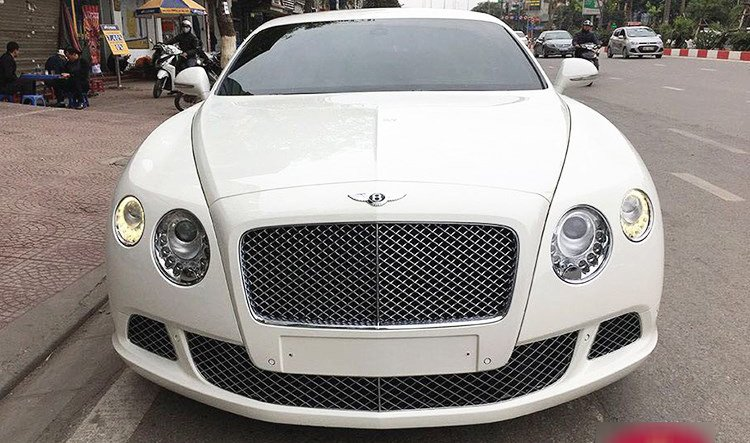Bentley Continental GT Speed 2.