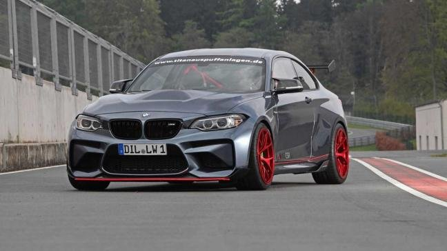 Lightweight Performance BMW M2 CSR