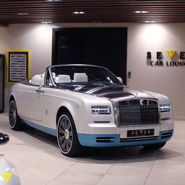 Rolls-Royce Phantom Drophead Coupe 2.