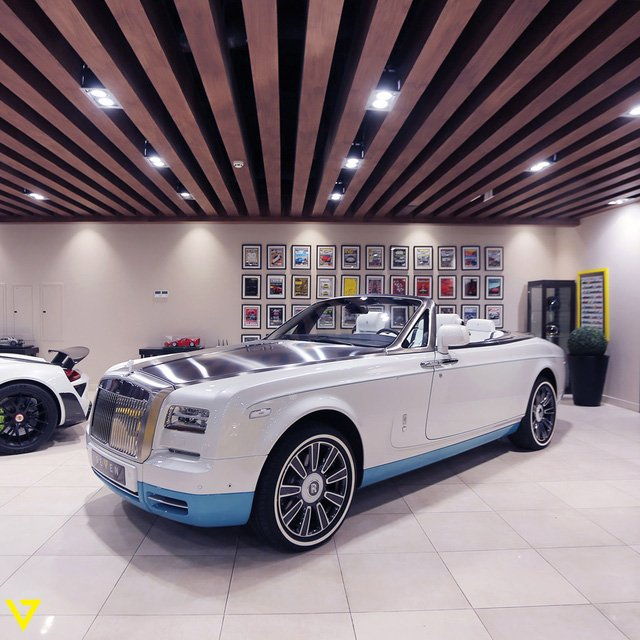 Rolls-Royce Phantom Drophead Coupe 5.