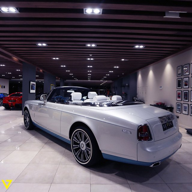 Rolls-Royce Phantom Drophead Coupe 4.