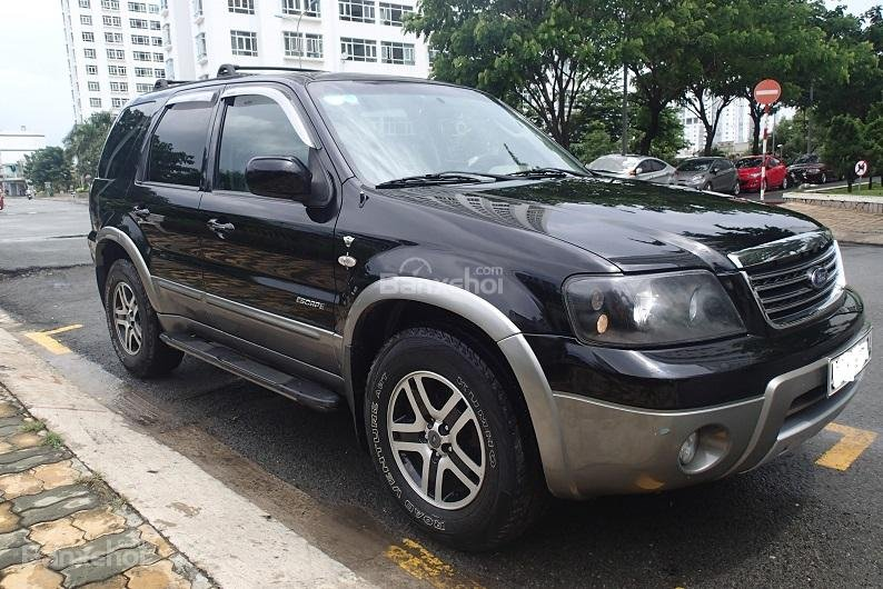 Bán Ford Escape XLT 3.0 V6 2004-1