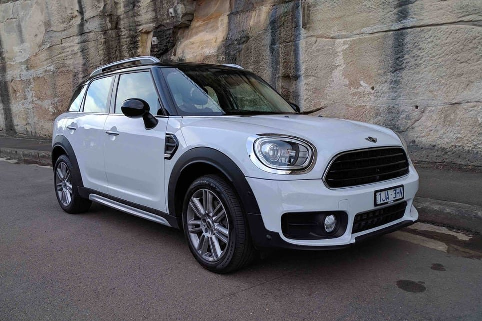 Mini Countryman .