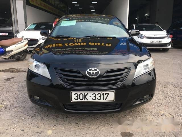 b n xe toyota camry le 2 4 i 2008 m u en xe nh p mua. Black Bedroom Furniture Sets. Home Design Ideas