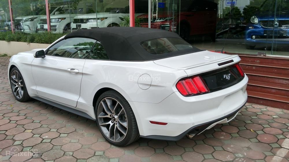 Ford Mustang 2.3 EcoBoost 2015