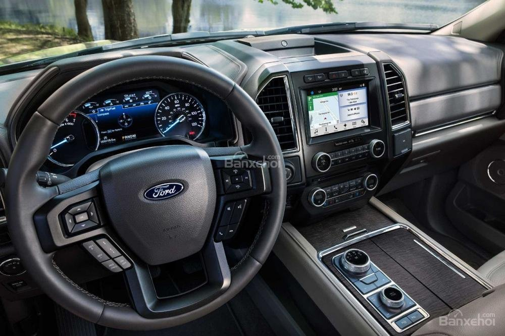Bảng tablo xe Ford Expedition 2018