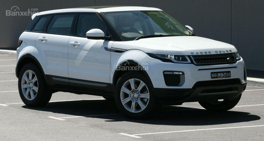b n xe land rover range rover evoque se m u tr ng m u. Black Bedroom Furniture Sets. Home Design Ideas