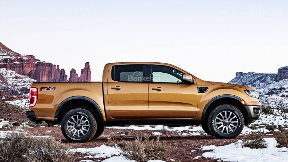 Ford Ranger Supercrew 2019.