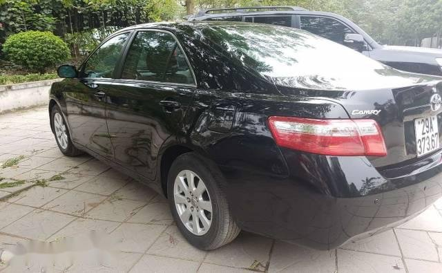 b n xe toyota camry i 2008 m u en nh p kh umua b n xe. Black Bedroom Furniture Sets. Home Design Ideas