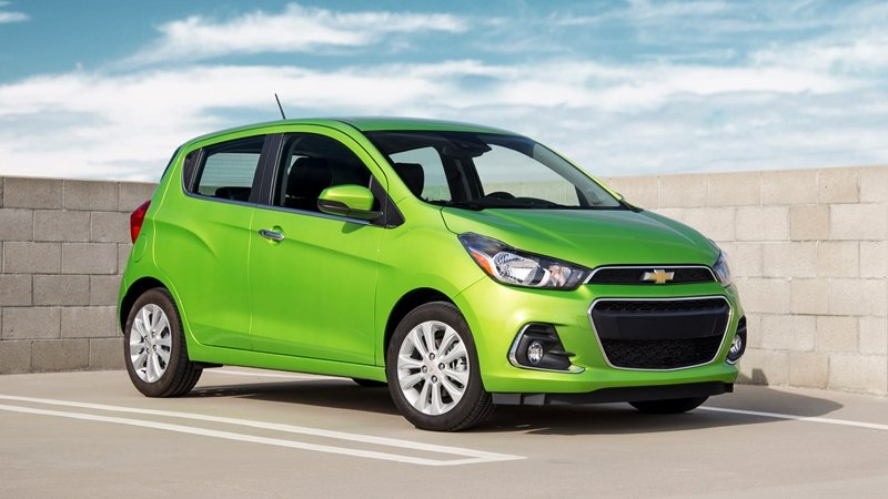 Chevrolet Spark Duo 2018 3