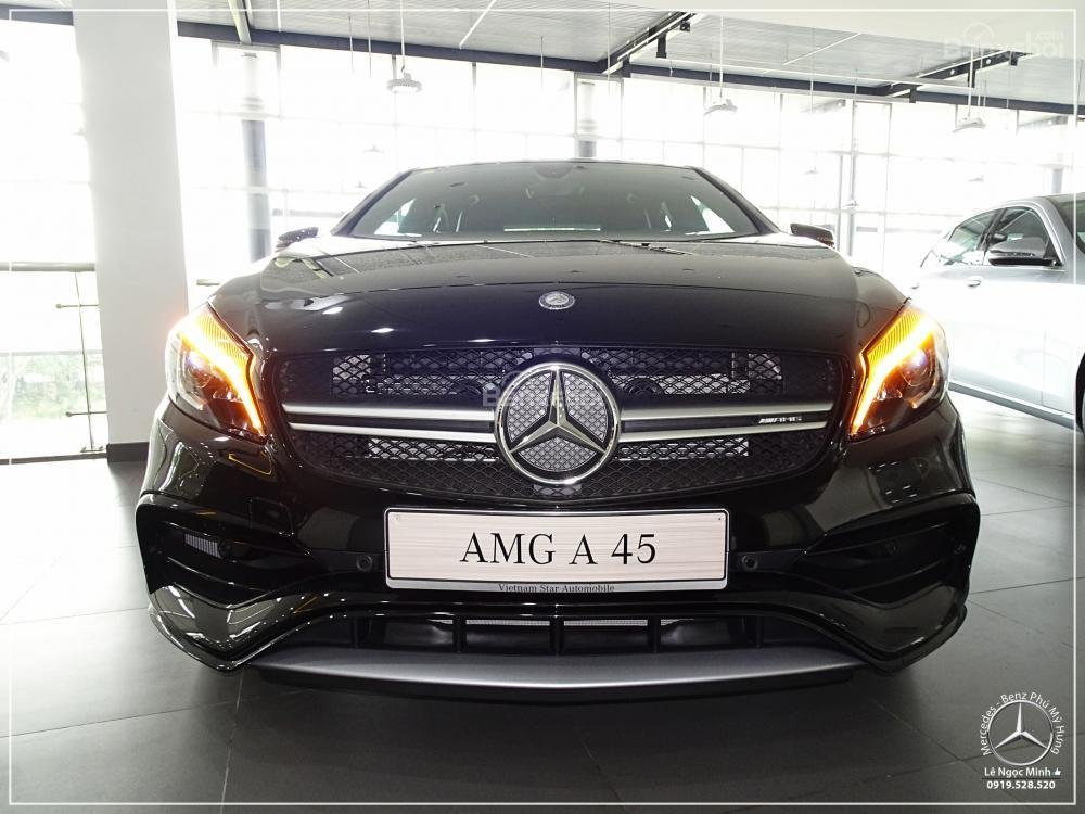 Mercedes-AMG A45 2018 - 381HP - Xe giao ngay
