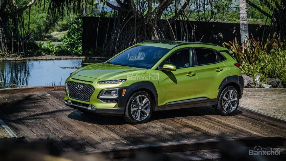 So sanh xe Honda HR-V va Hyundai Kona SUV do thi moi nao co the lat do Ford Ecosport
