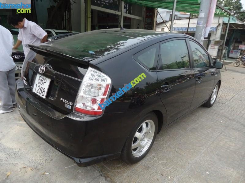 Xe Toyota Prius 1.6AT 2008-4