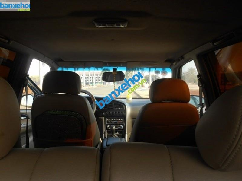 Xe Ssangyong Musso  2001-3