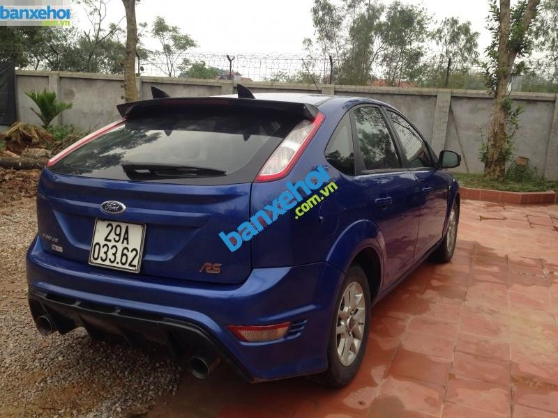 Xe Ford Focus 1.8L 2010-2