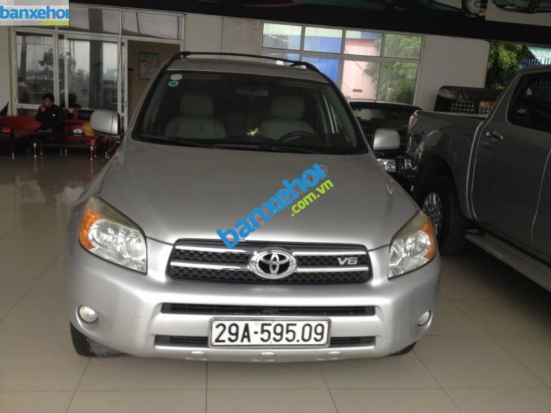 Xe Toyota RAV4 limitted 3.5 2006-0