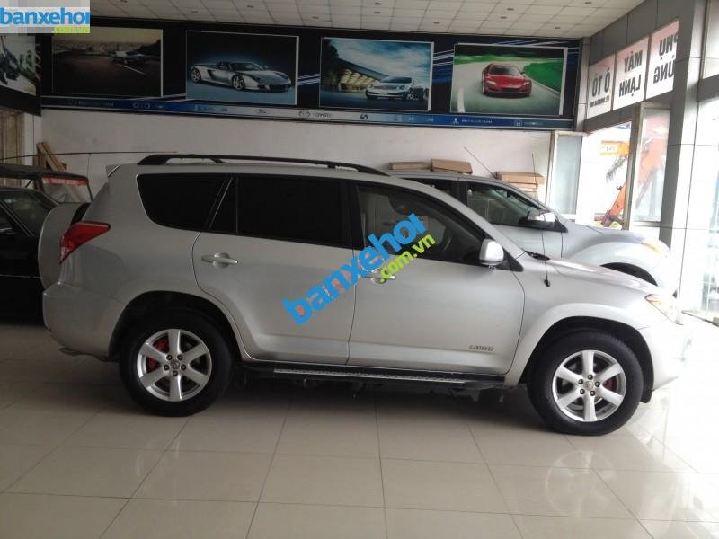 Xe Toyota RAV4 limitted 3.5 2006-1