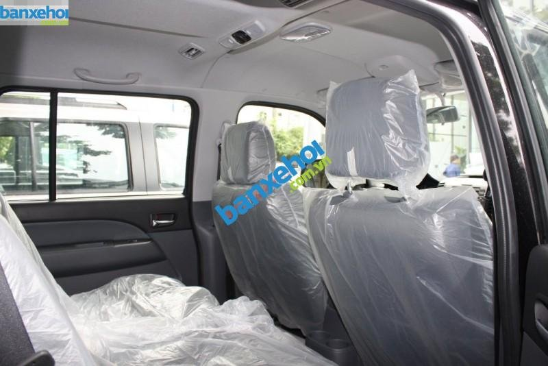 Xe Ford Everest 4x2 MT 2013-9