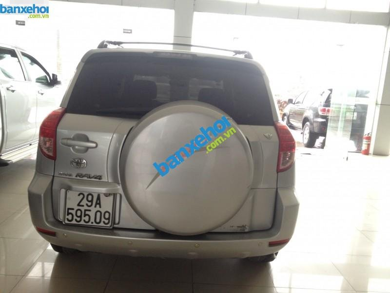 Xe Toyota RAV4 limitted 3.5 2006-2