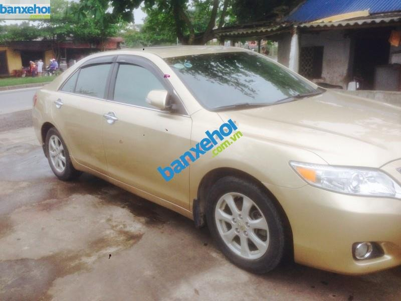 Xe Toyota Camry AT 2007-0