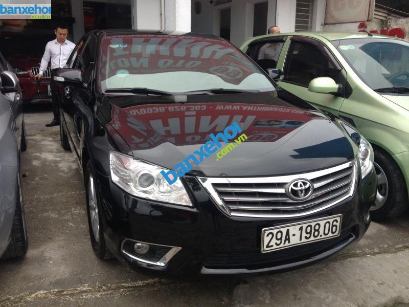 Xe Toyota Camry 2.0 2011-3