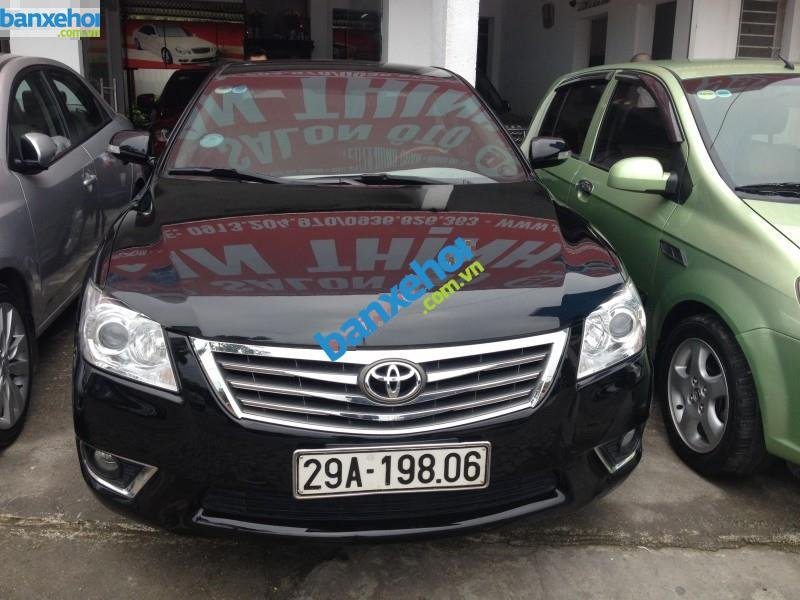 Xe Toyota Camry 2.0 2011-0