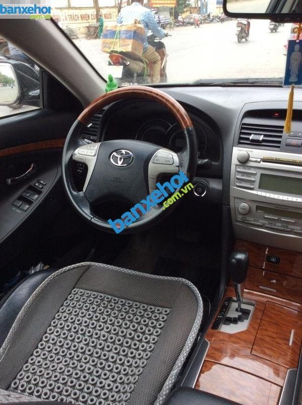 Xe Toyota Camry 3.5 Q 2007-4