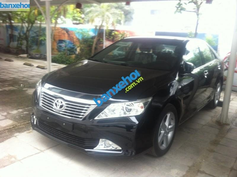 Xe Toyota Camry 2.5 Q 2014-8