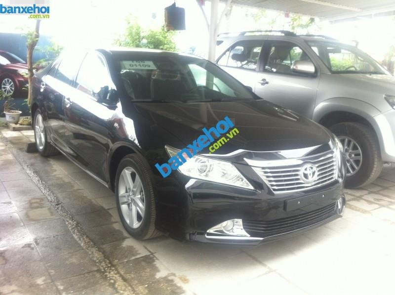 Xe Toyota Camry 2.5 Q 2014-6
