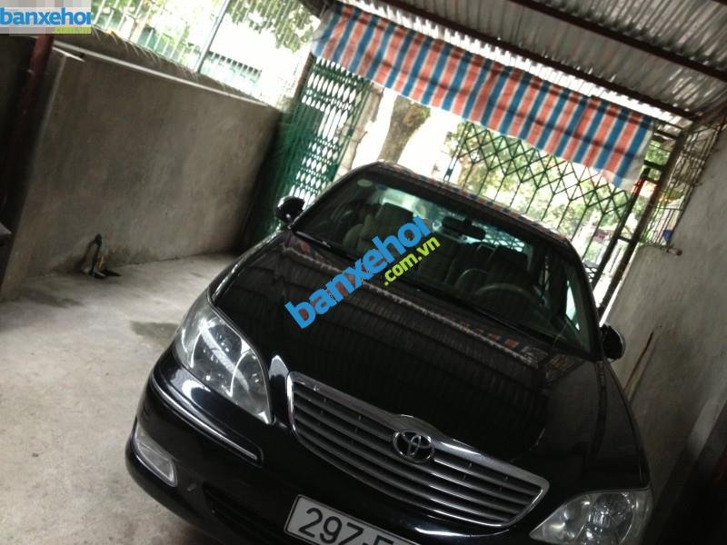Xe Toyota Camry 2.4MT 2003-0