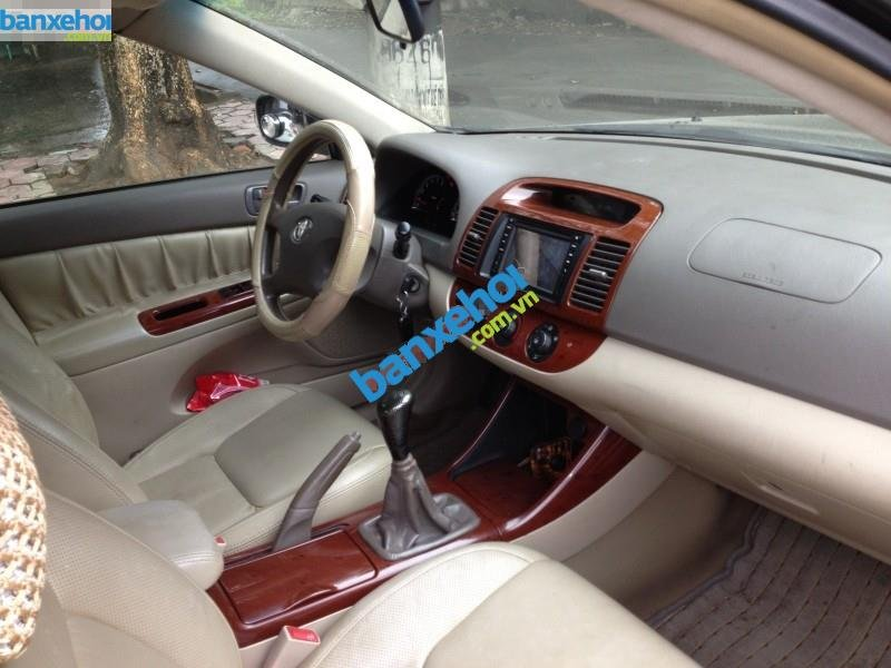 Xe Toyota Camry 2.4MT 2003-4