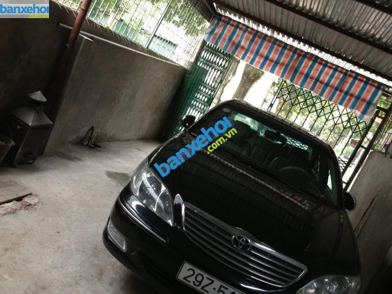 Xe Toyota Camry 2.4MT 2003-2