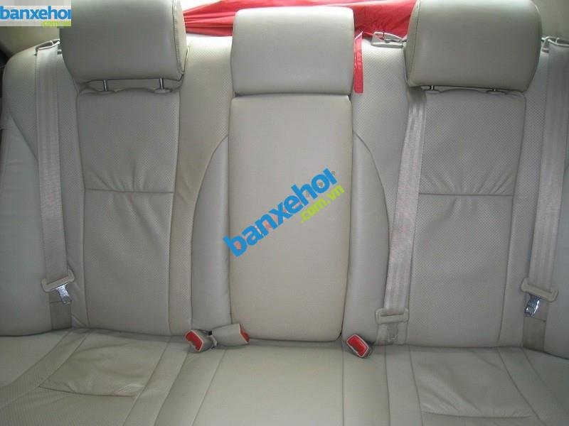 Xe Toyota Camry 3.5Q 2008-8