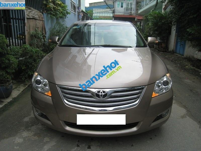 Xe Toyota Camry 3.5Q 2008-0