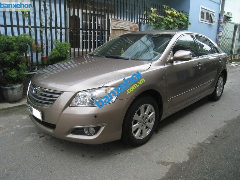 Xe Toyota Camry 3.5Q 2008-1