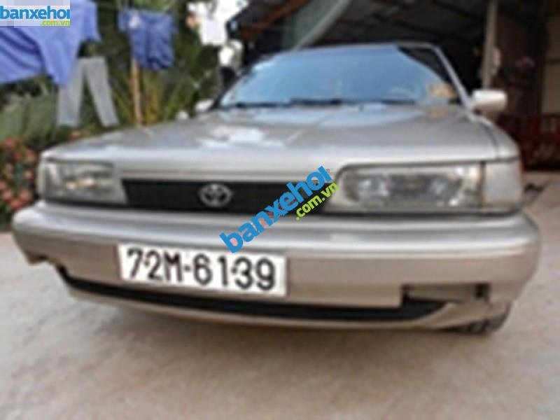 Xe Toyota Camry  1991-0