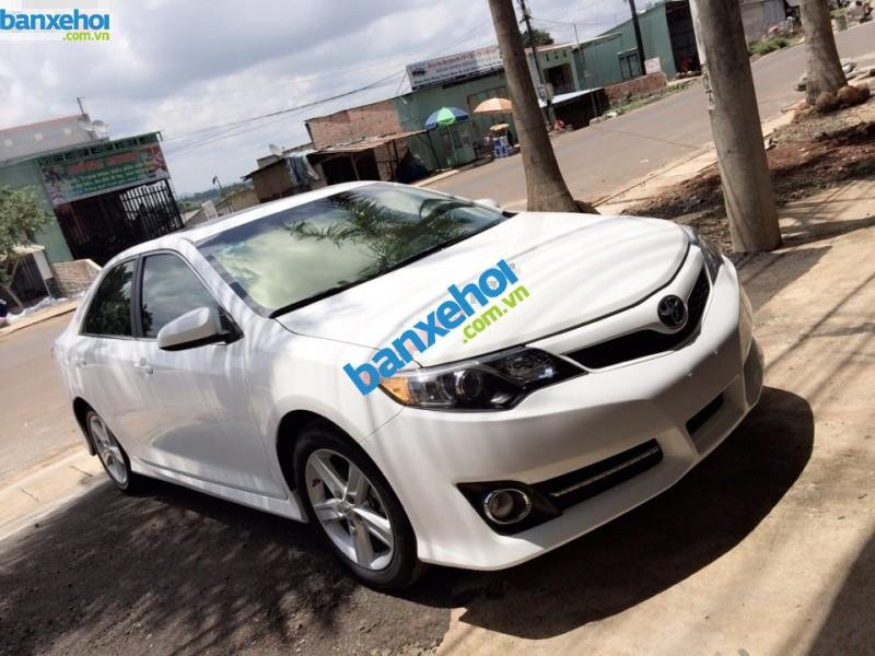 Xe Toyota Camry SE 2012-7