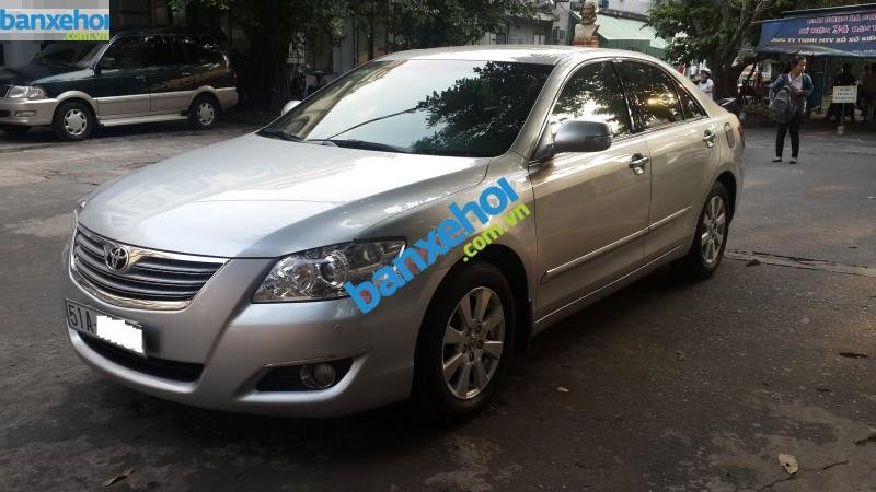 Xe Toyota Camry 2.4G 2009-0