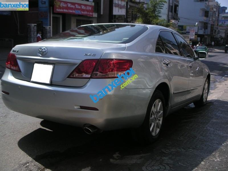 Xe Toyota Camry 2.4AT 2007-3