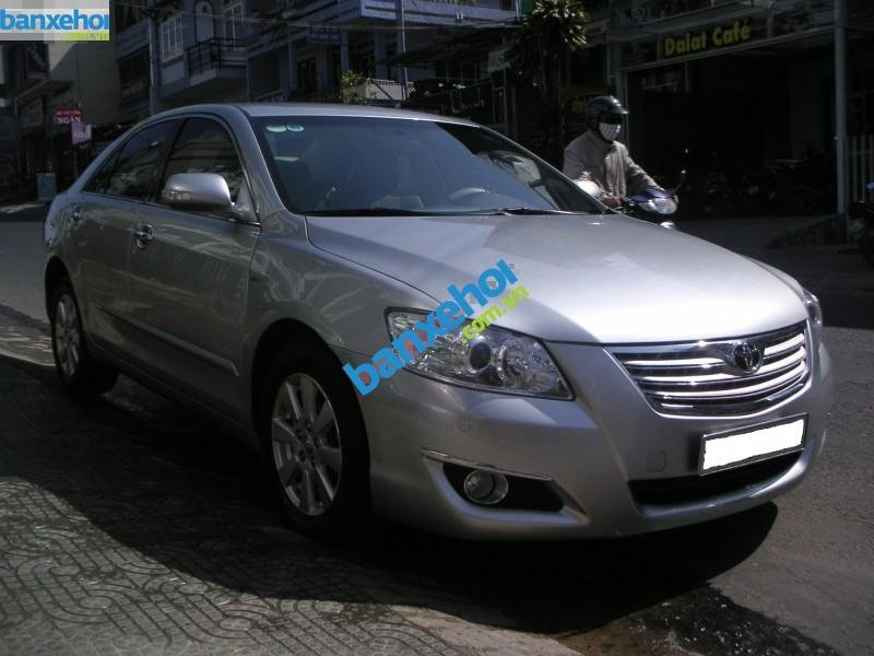 Xe Toyota Camry 2.4AT 2007-1