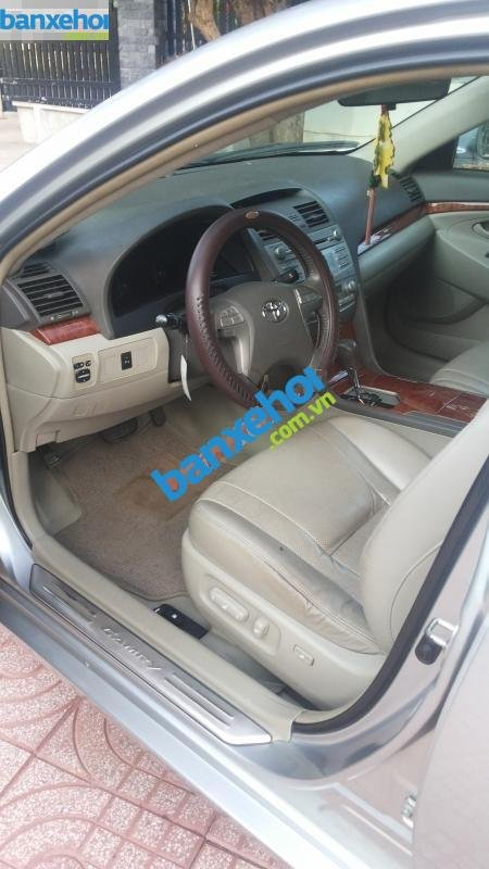 Xe Toyota Camry 2.4G 2007-4