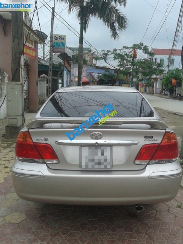 Xe Toyota Camry 2.4G 2005-3