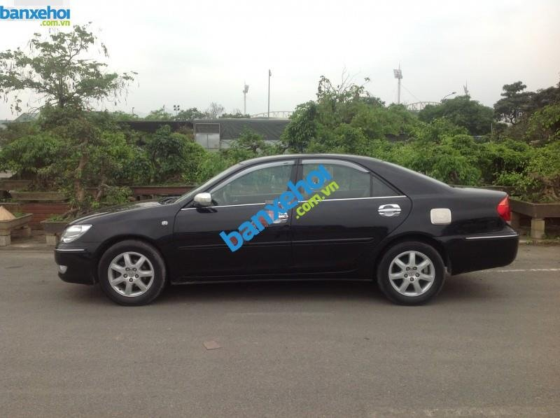 Xe Toyota Camry 2.4 2004-0