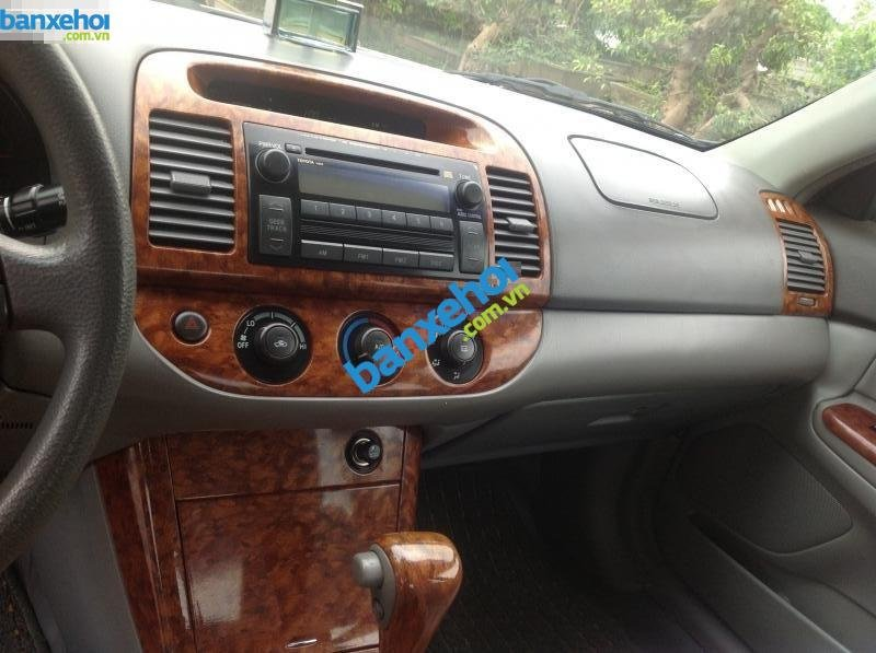 Xe Toyota Camry 2.4 2004-6