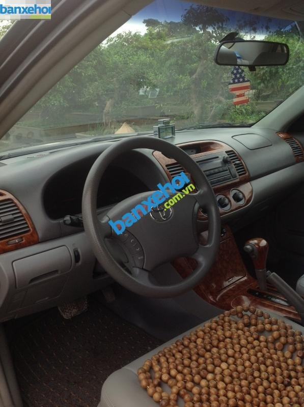 Xe Toyota Camry 2.4 2004-5