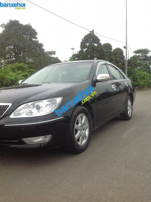 Xe Toyota Camry 2.4 2004-1