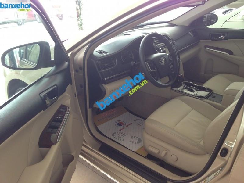 Xe Toyota Camry XLE 2014-8