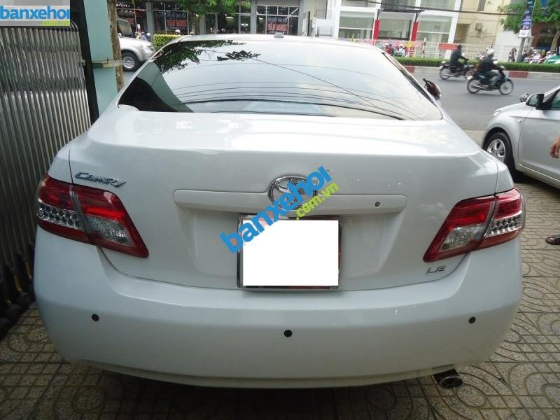 Xe Toyota Camry LE 2.5 2009-4