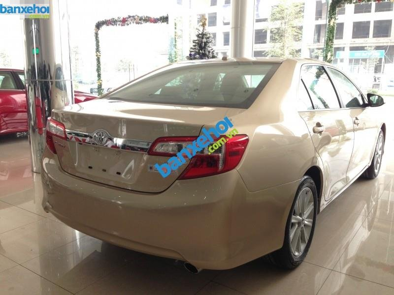 Xe Toyota Camry XLE 2014-5